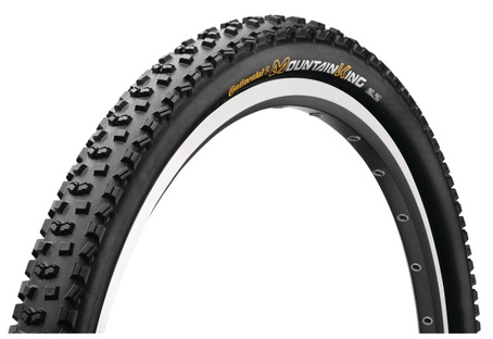 Pneu Mountain King II ProTection 27.5x2.4 TL-Ready black