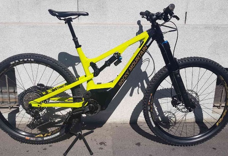 Rocky Mountain Instinct Alloy 70 BC Edition (occasion)